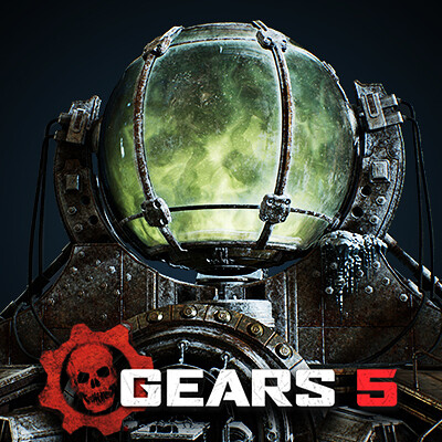 Gears of War 5: Locust Test Tubes