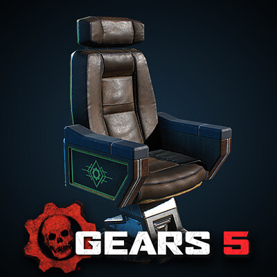 Gears of War 5: Props