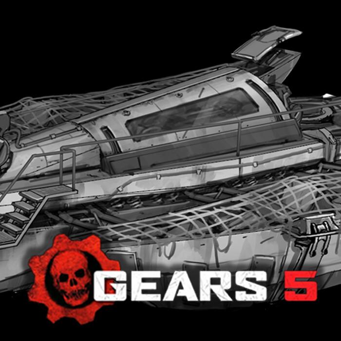 Gears 5 - Skiff