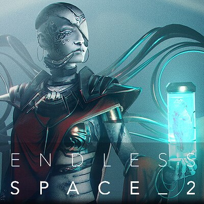 Endless Space 2 - Nakalim hero