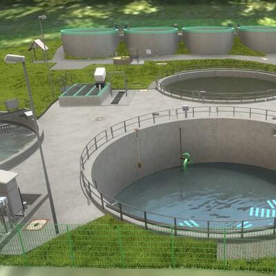 Dennis haupt wastewater treatment plant 17