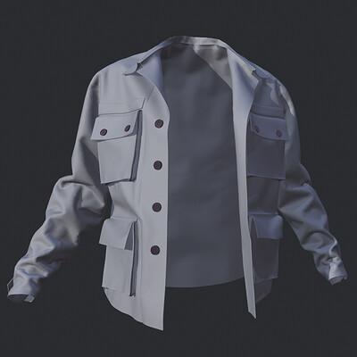 Marvelous Designer - Jacket