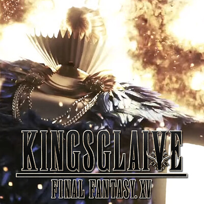 Queen Sylva  - KingsGlaive Final Fantasy