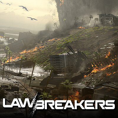 Isaiah sherman lawbreakers thumbnail