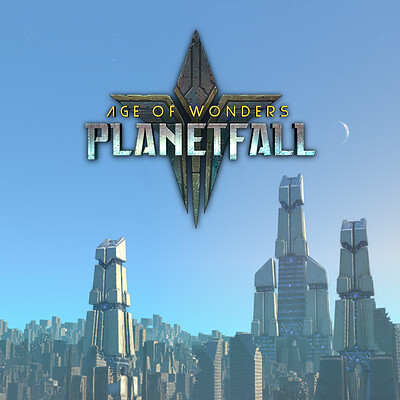 Age of Wonders: Planetfall - Set Dressings & Backgrounds