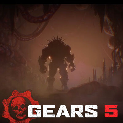 Gears 5 Cinematic Storyboards - SPOILER Kait's Mind Sequence