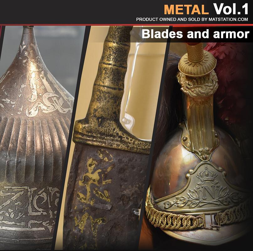 Photo Pack - Metal - Vol.1