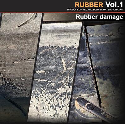 Andrey sarafanov artstation rubber vol 1