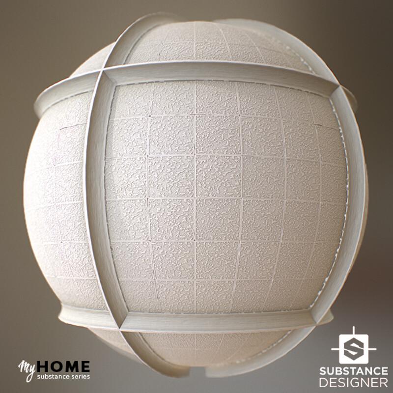 Polystyrene Ceiling Tiles (My Home Series)