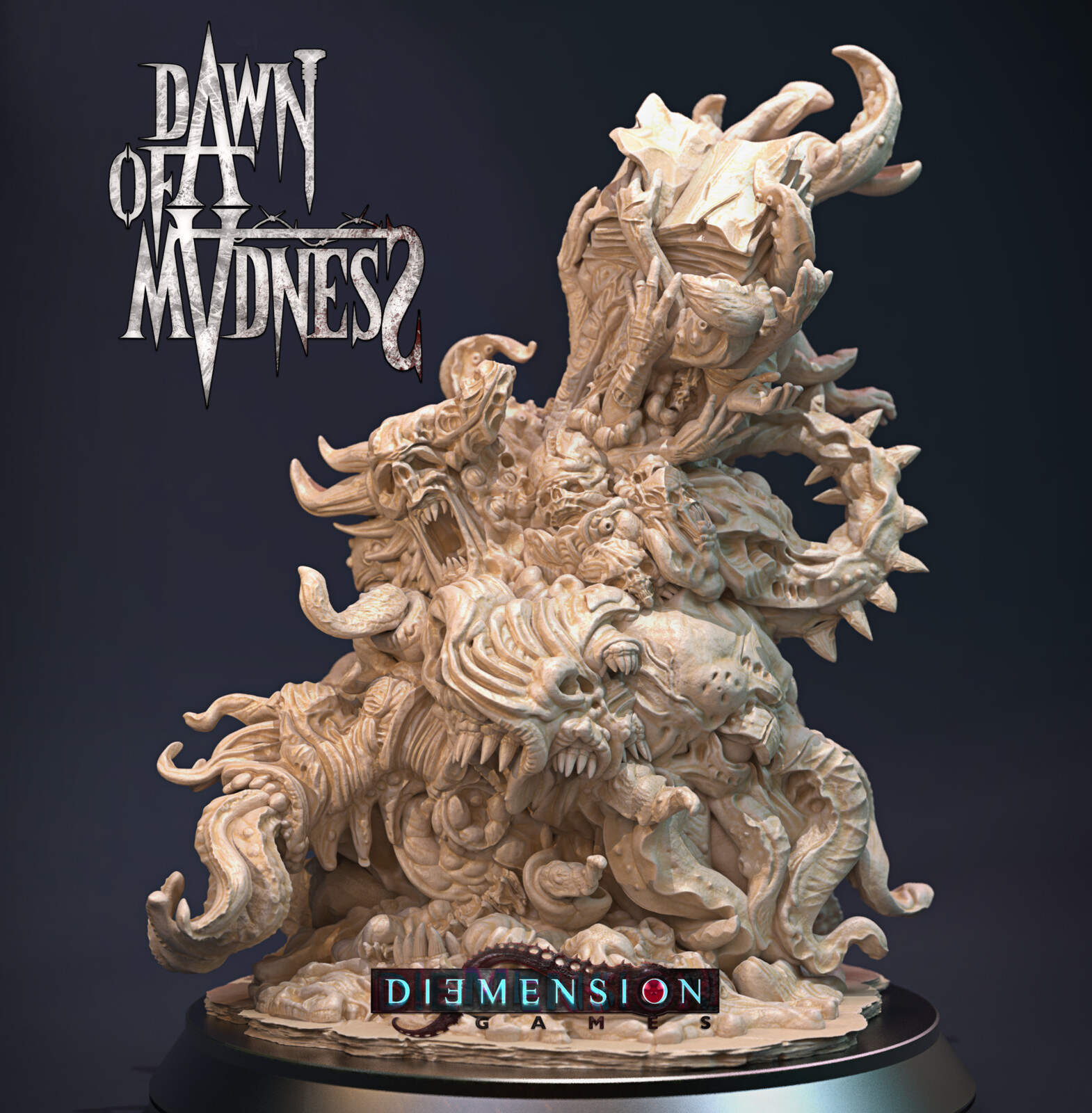 Dawn of Madness Statue Spawns the Cthulhu Mythos