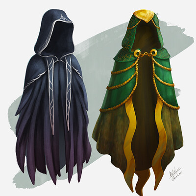 Adela quiles cloaks prev