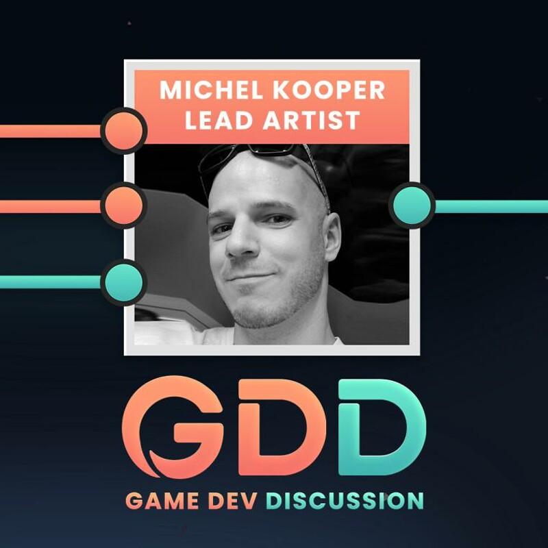 Game Dev Discussion Episode 26: Michel Kooper