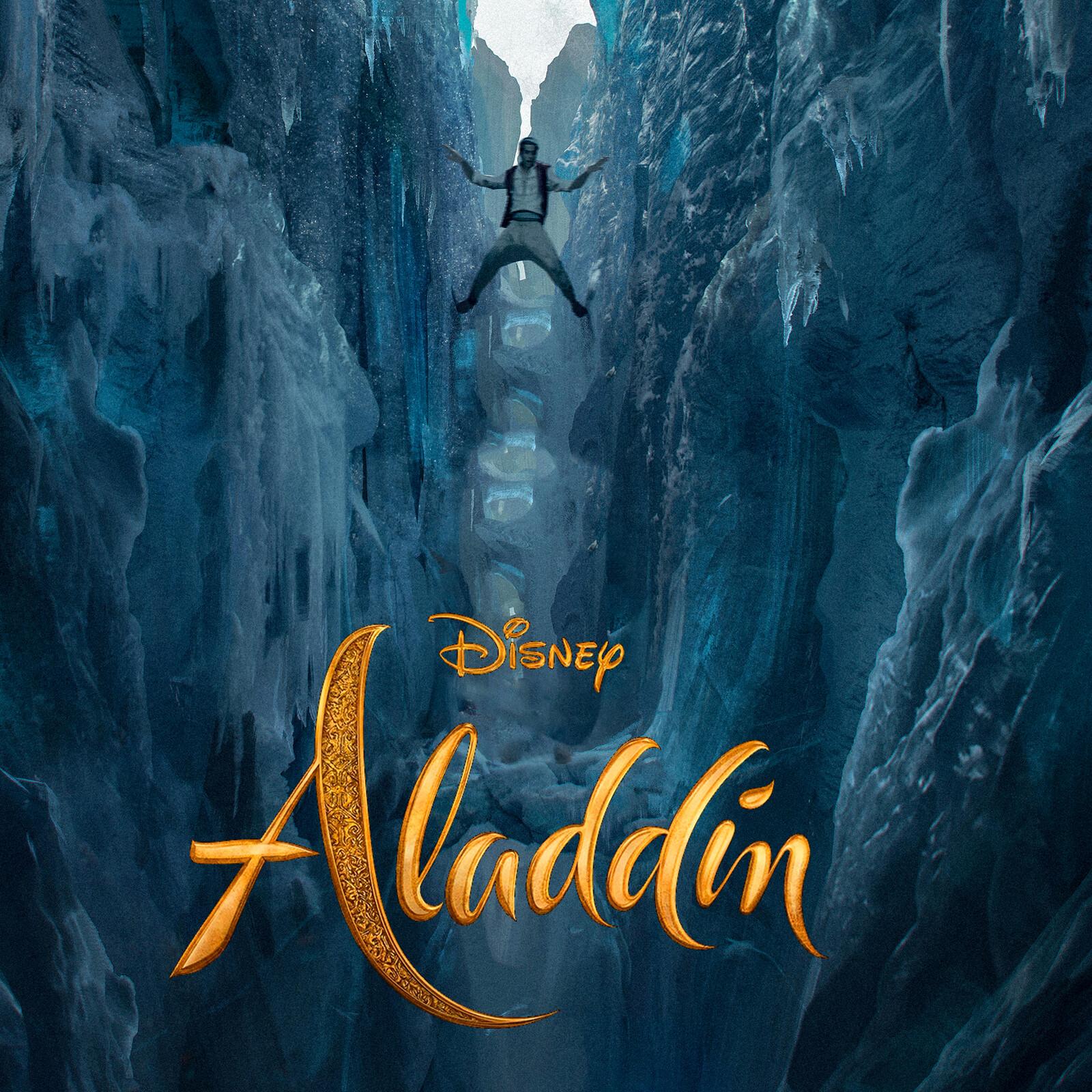 Aladdin.  The Frozen Tundra