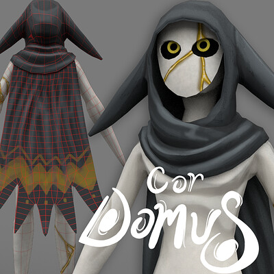 Cor Domus: Characters