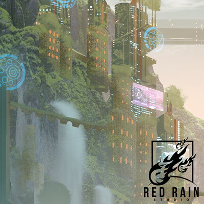 Redrain game studio thumbnail
