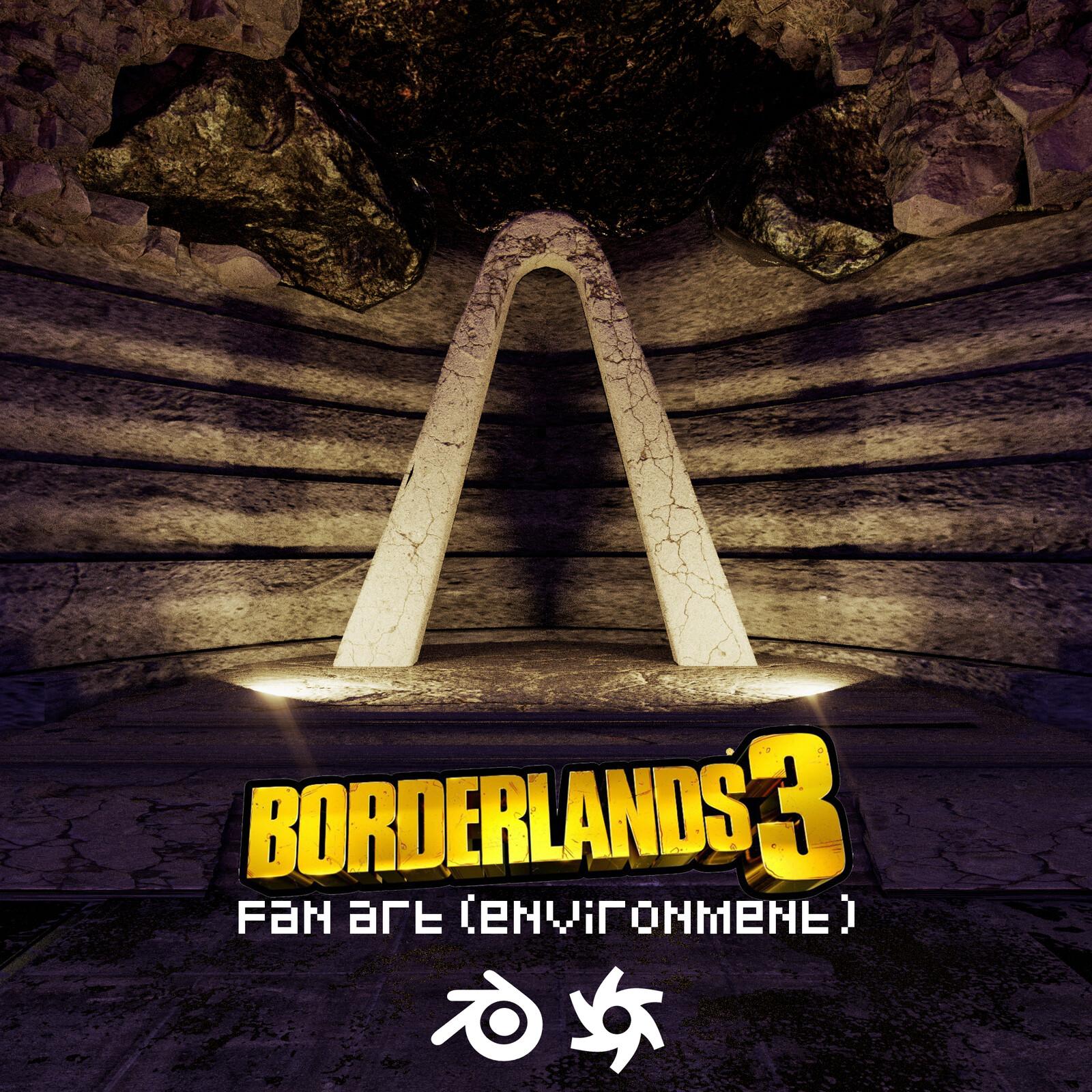 Borderlands 3 Fan Art