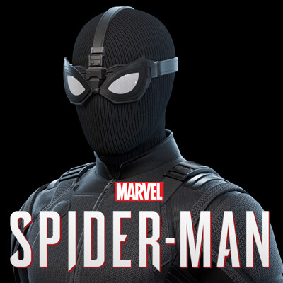 Marvel's Spider-Man: Far From Home Stealth Suit (Night Monkey)