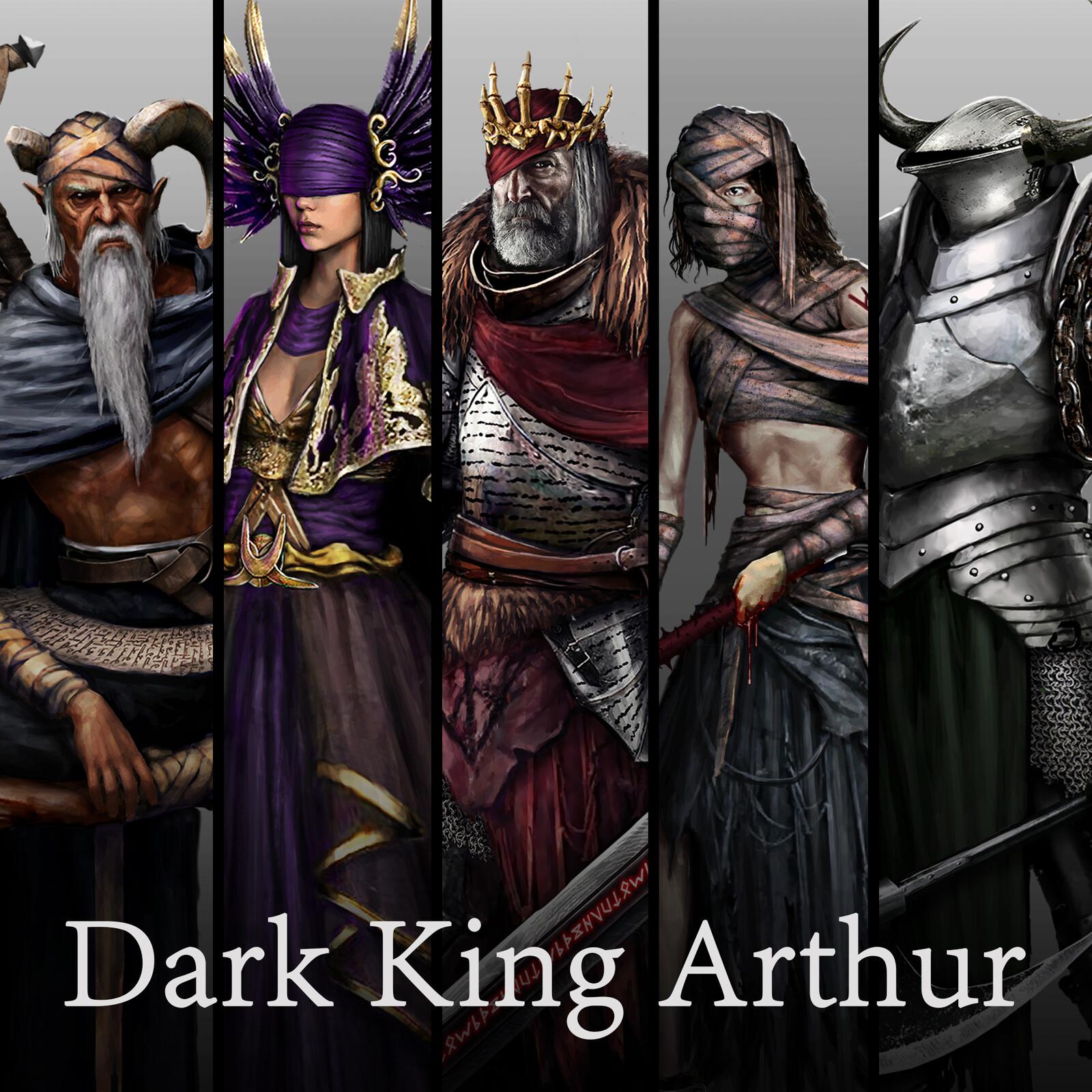 King Arthur challenge