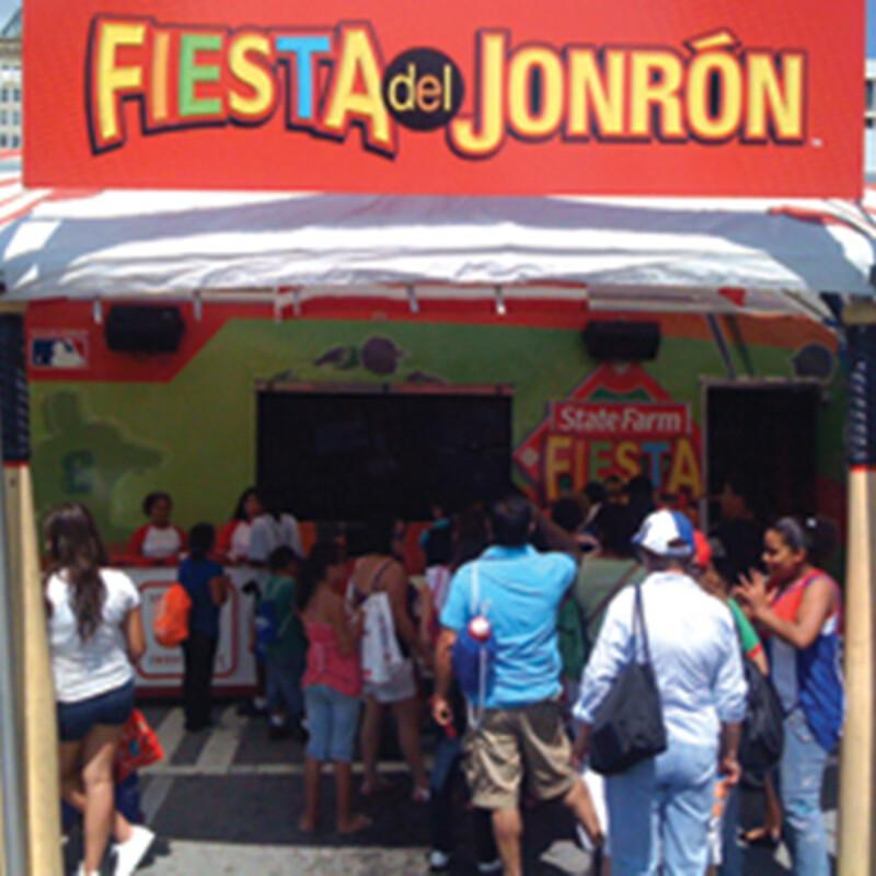 State Farm Fiesta del Jonron