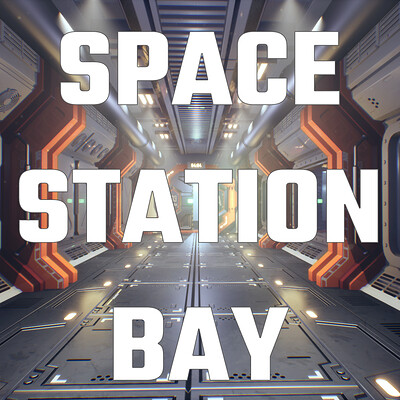 Space station bay