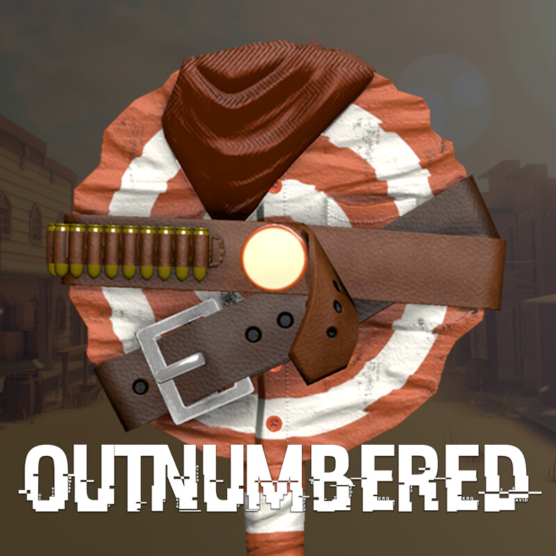 Outnumbered: High Noon Targets