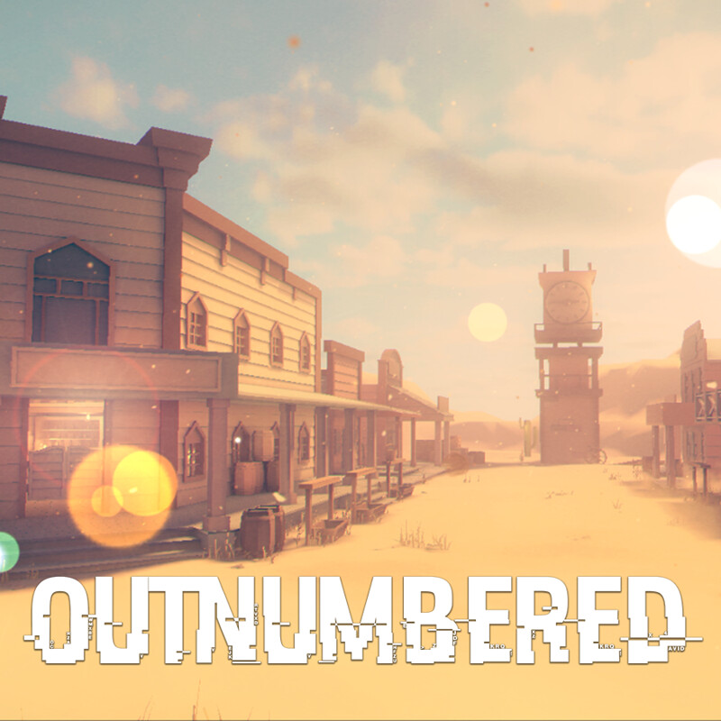 Outnumbered: High Noon