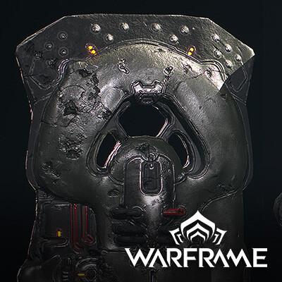 Grineer Riot Shield
