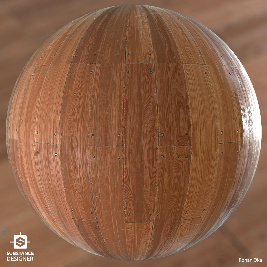 Wood Planks 01