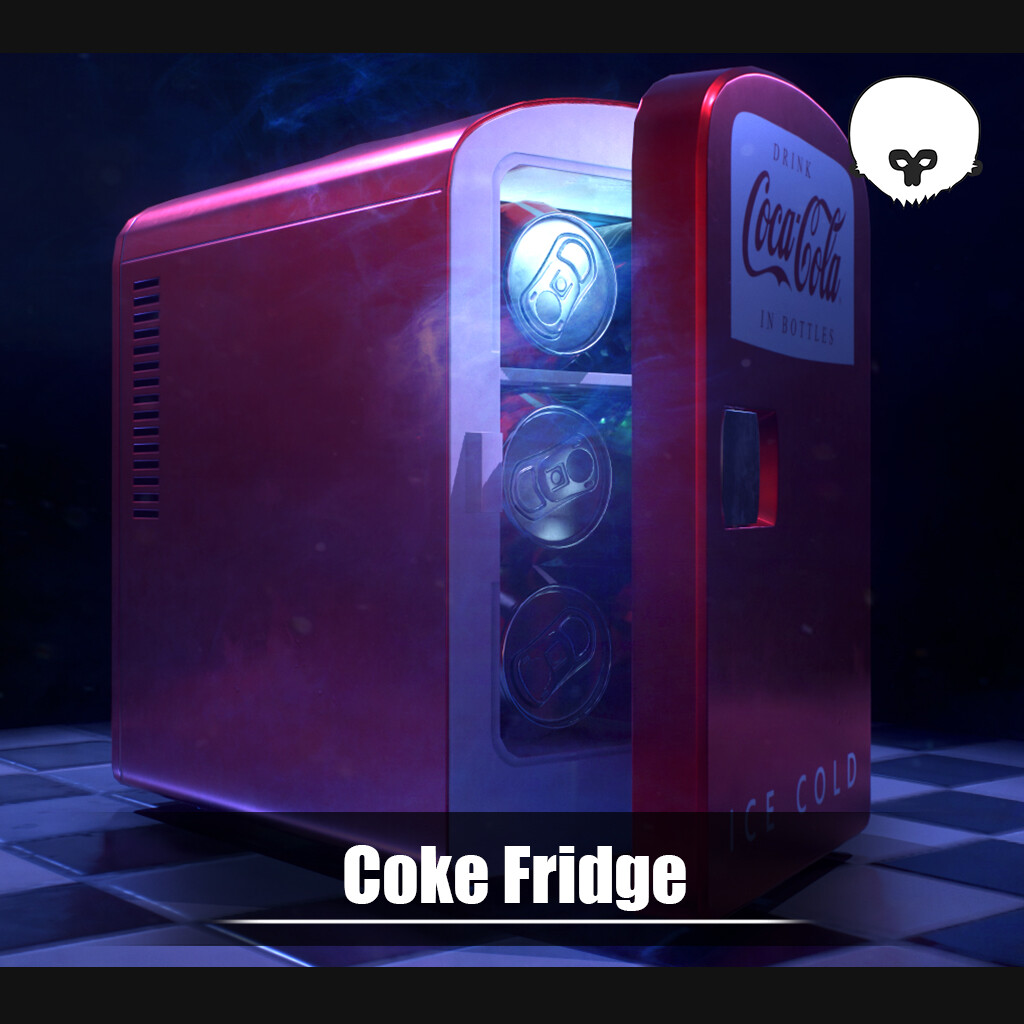 Coca-Cola Fridge