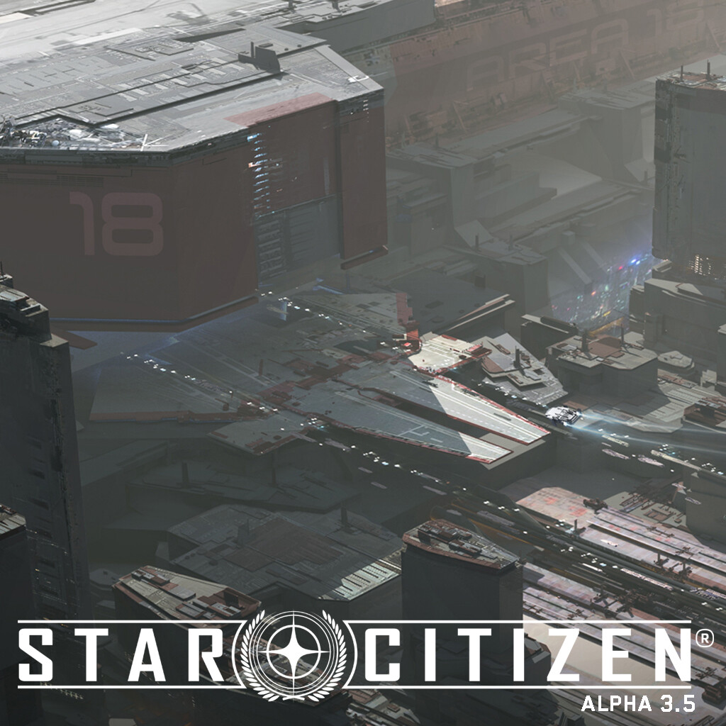 Star Citizen - Arccorp