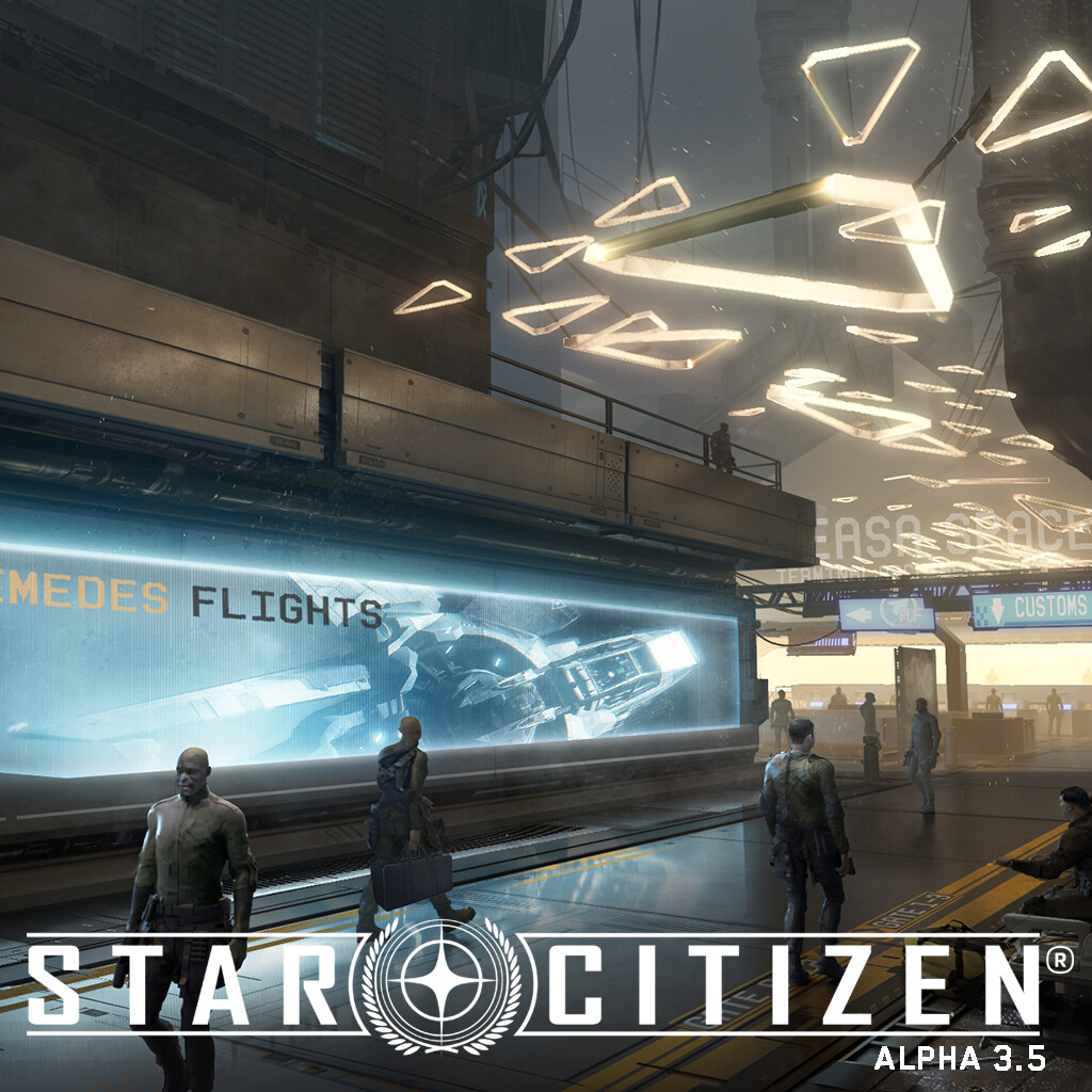 Star Citizen - Lorville