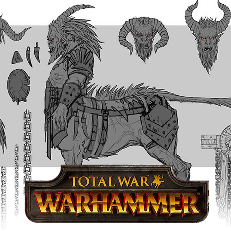Total War: Warhammer - Centigors