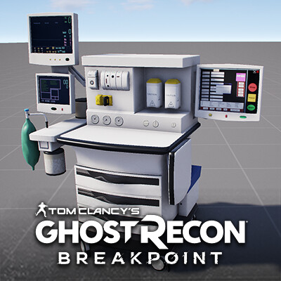 Props - Ghost Recon Breakpoint