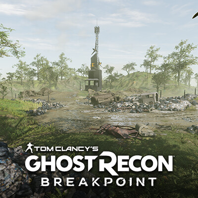 Behemoth Arena - Meadow Lands Biome - Ghost Recon Breakpoint