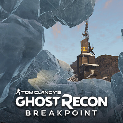 Behemoth Arena - High Thundra Biome - Ghost Recon Breakpoint