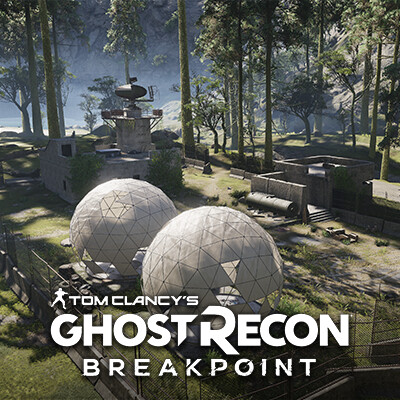 Aamon Arena - Ghost Recon Breakpoint