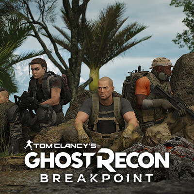 Bivouac - Rain Forest Biome - Ghost Recon Breakpoint