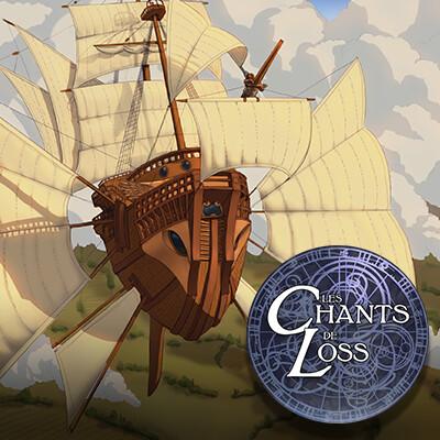 Les Chants de Loss - Flying Ships