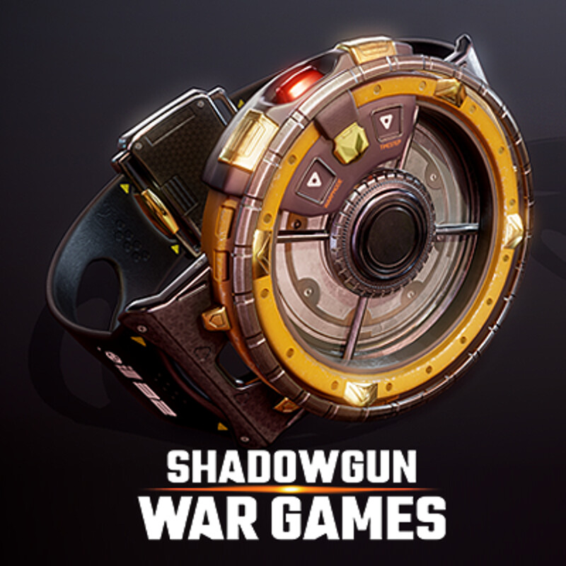 Shadowgun War Games (teaser)