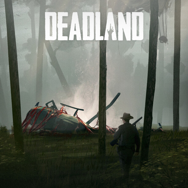 Deadland - Scout in the woods