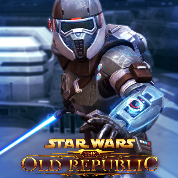 Star Wars: The Old Republic Holoshield Trooper