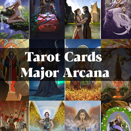Tarot card Major Arcana