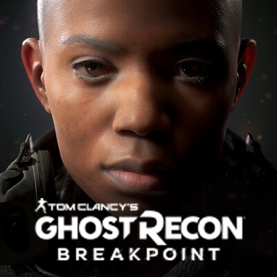 GhostRecon - Breakpoint  / Heads