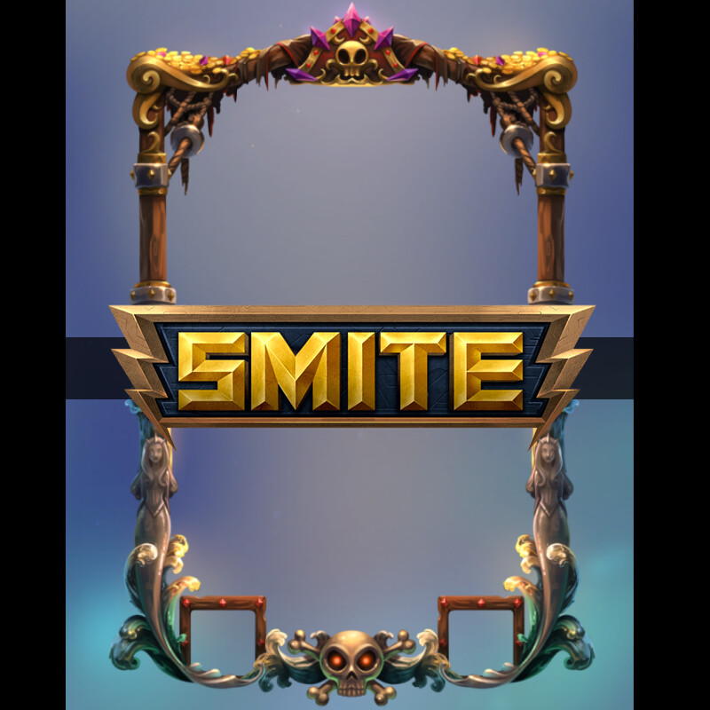 SMITE - Pirate's Life Loading Frame