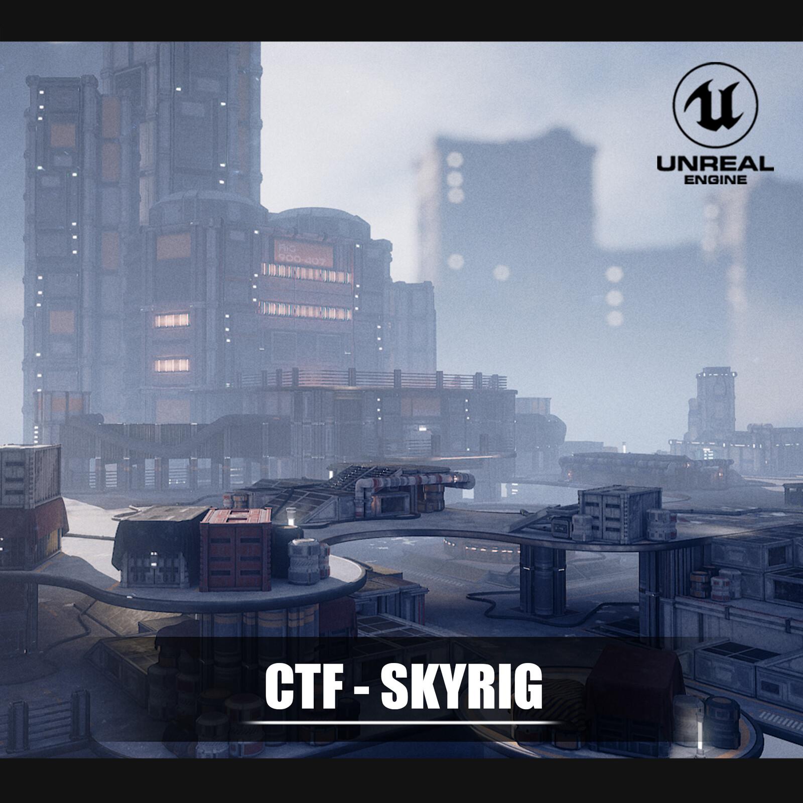 CTF - SkyRig
