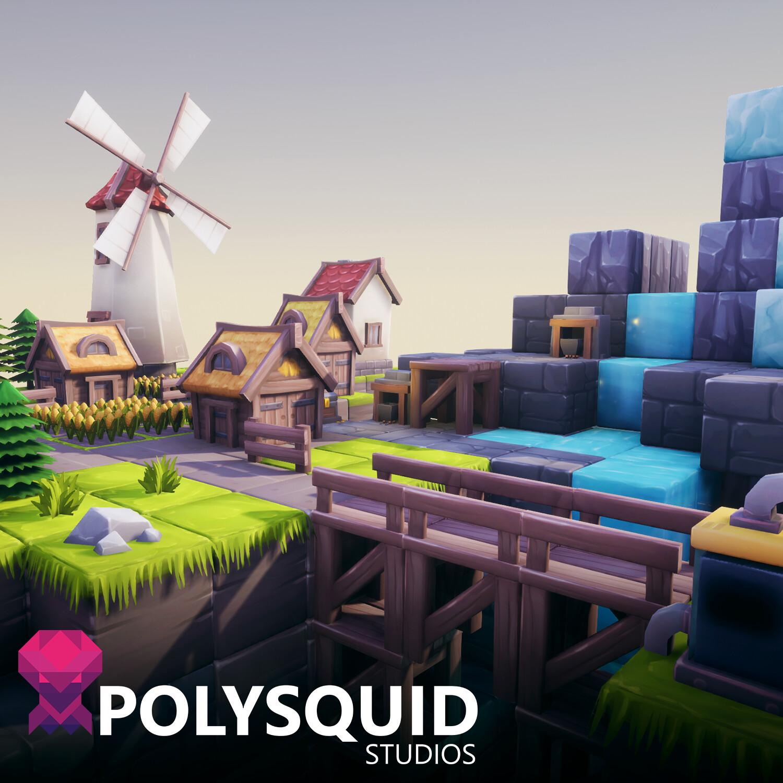 Cube World - Unreal Engine