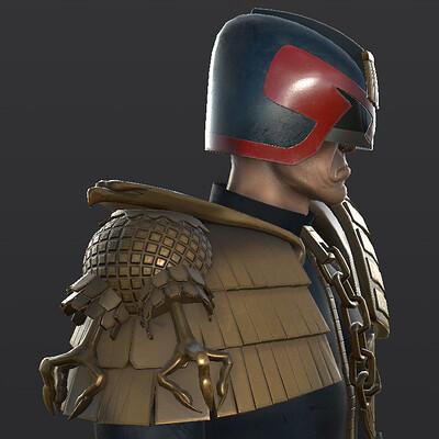 Soo ling lyle tassell judgedredd profile pic