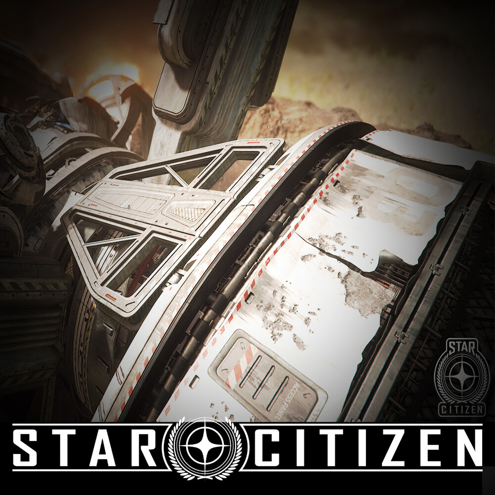 Star Citizen - Surface Relay