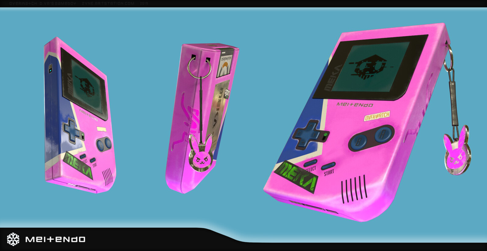 "D.VA's Gameboy by ""Meitendo"""