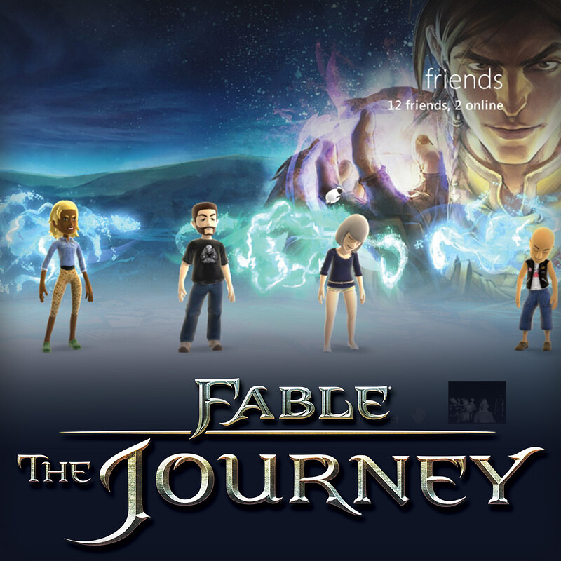 Fable The Journey – Xbox Dashboards